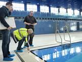 Zwemcentrum Rotterdam gaat maandag open
