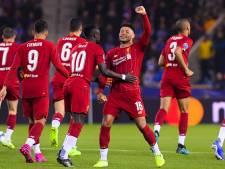 Oxlade-Chamberlain leidt Liverpool langs Genk