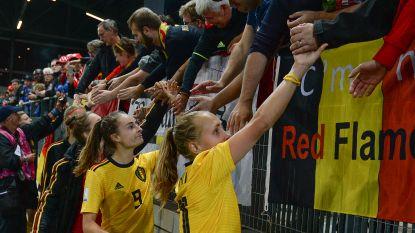 Tijd voor revanche: Red Flames ontmoeten tijdens EK-kwalificatiematchen Zwitserland