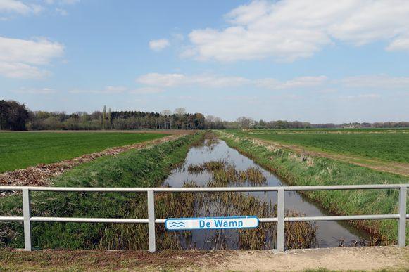 De stalen werden op 19 juni 2018 afgenomen in De Wamp op het grondgebied van Kasterlee.