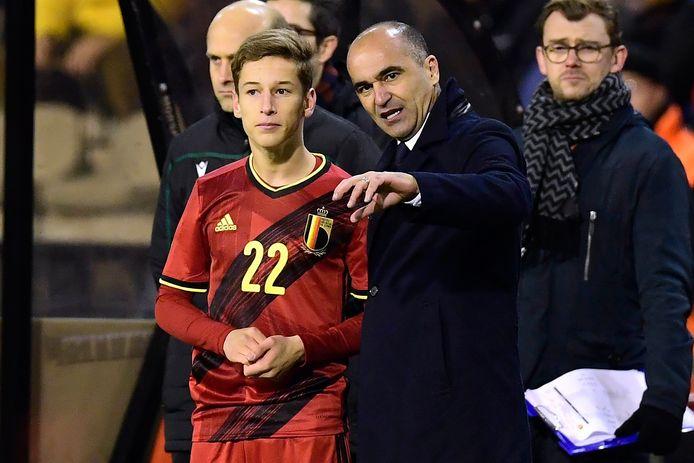 La Belgique ouvrira le bal au Danemark, avant de recevoir l'Islande.
