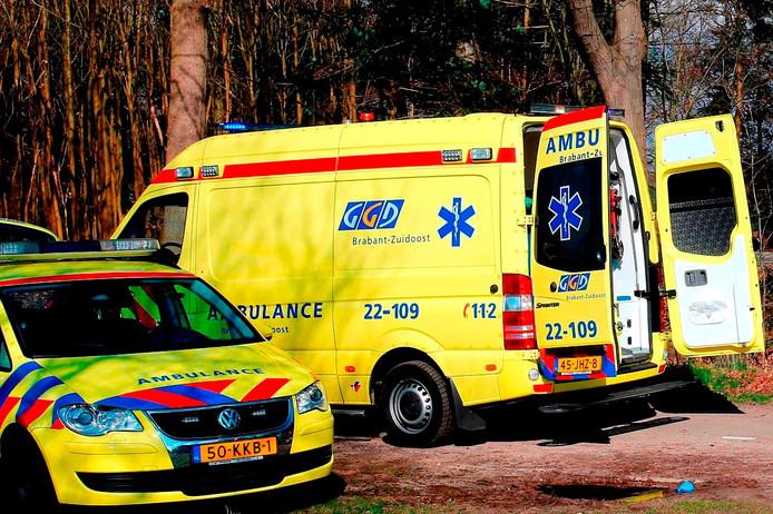 Vordense gewond bij aanrijding in Warnsveld.