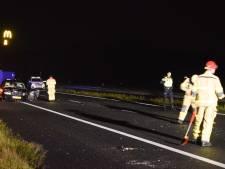 A18 bij Doetinchem afgesloten na ongeluk met spookrijder, geen gewonden