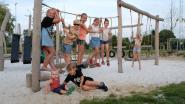 Nieuwe speelzone Ganzenweide wordt warm onthaald door jonge inwoners