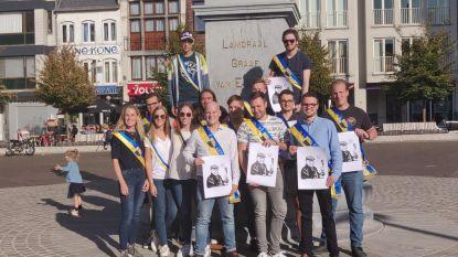 Vijfjarig bestaan Studentenkring Sottegem in teken van overleden peter Miele