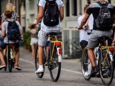 Fietsers meten fijnstof in Amersfoort op 'snuffelfiets'