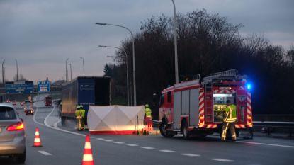 Dodelijk ongeval op viaduct van Vilvoorde