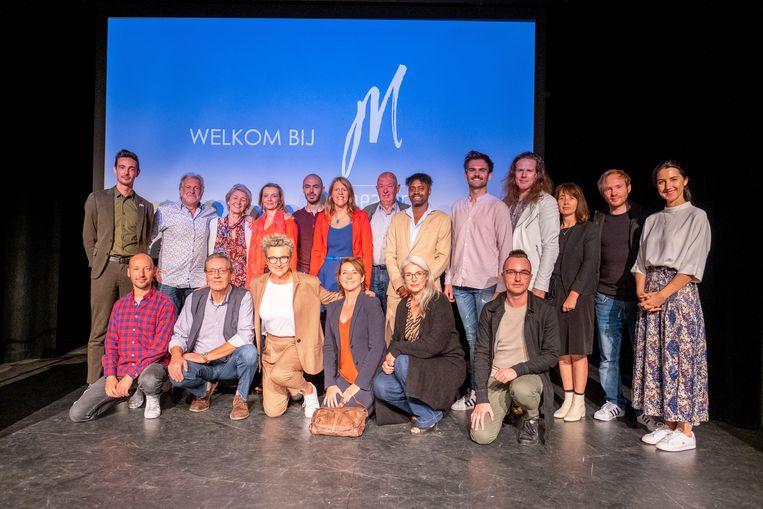 Theater M stelde het nieuwe seizoen voor.