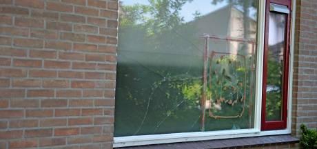 Almelose buurt wordt horendol van herrie schoppende buurman