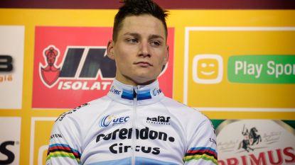 Waarom Van der Poel zo graag wereldkampioen wil worden? Eén woord: revanche