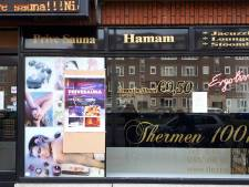 Beschoten sauna aan Schieweg onder dwang twee weken dicht