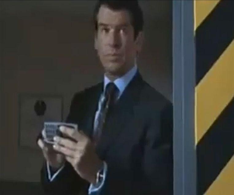 'This is Bond. James Bond.' Beeld YouTube