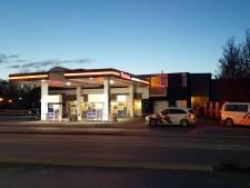 Duo op scooter pleegt gewapende overval op tankstation Total in Tiel