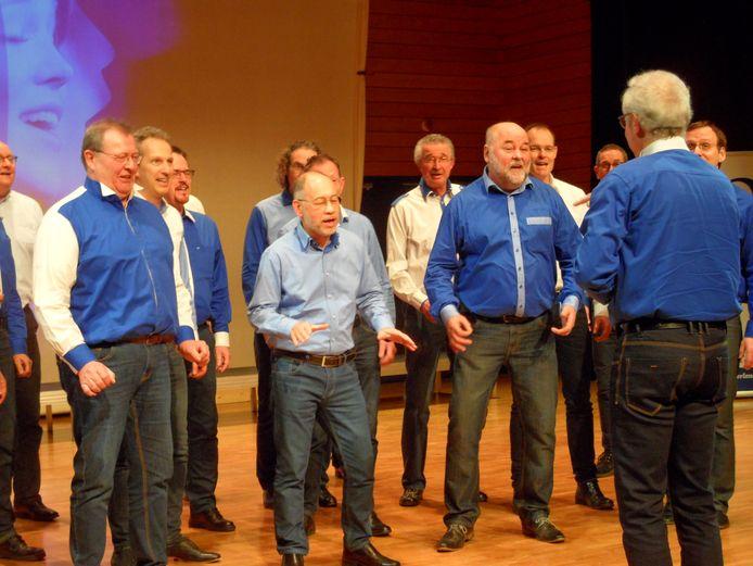 Tilburgs barbershopkoor T-Sing
