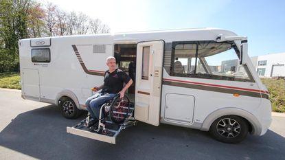 Mobilhome op maat van rolstoelgebruikers