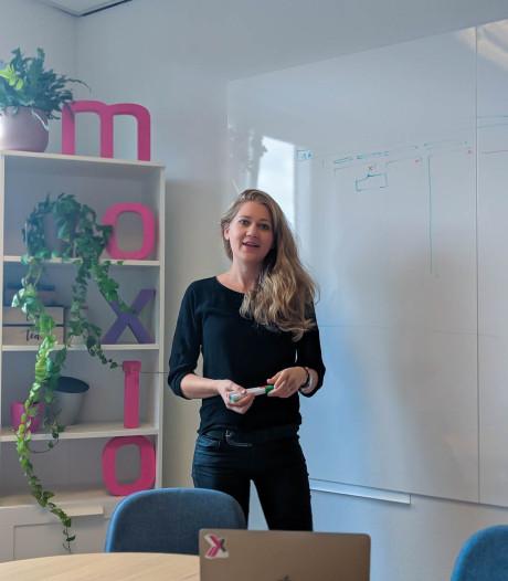 Annemiek (29) is UX/UI Designer: 'Van complexe data kan ik iets maken wat mensen begrijpen'