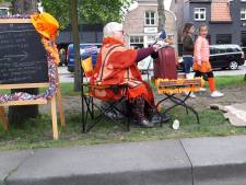 Oma Boekentas heeft in Oisterwijk nu ook haar eigen boek