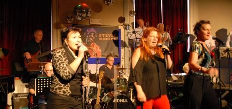 Debutanten laten zich gelden bij Den Bosch Zingt Stevie Wonder
