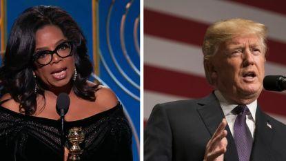 Oprah zou Trump wél verslaan in presidentsrace, volgens deze rondvraag