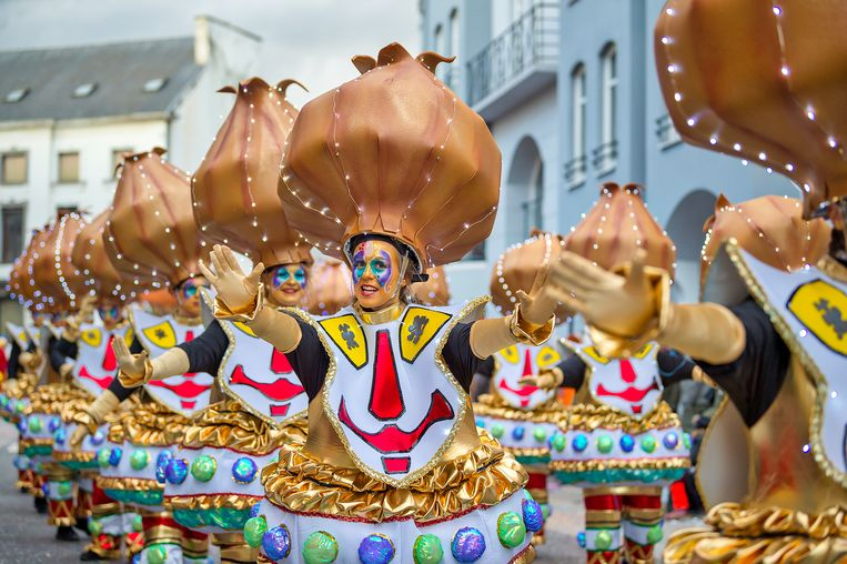 Carnaval in Aalst.