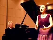 Japanse musici leren in gemeente Epe