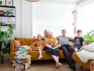 """De verbouwing van Lobke Gielkens (37) en haar man Patrick (41) is een tienjarenplan: """"We zijn het perfecte duo. Ik bedenk en Patrick voert uit"""""""