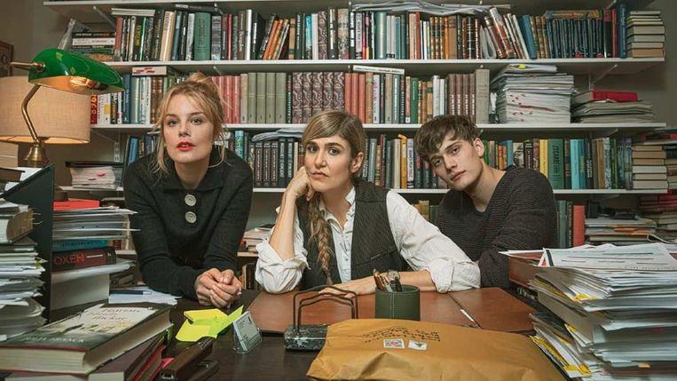 'Love & Anarchy' Beeld Netflix