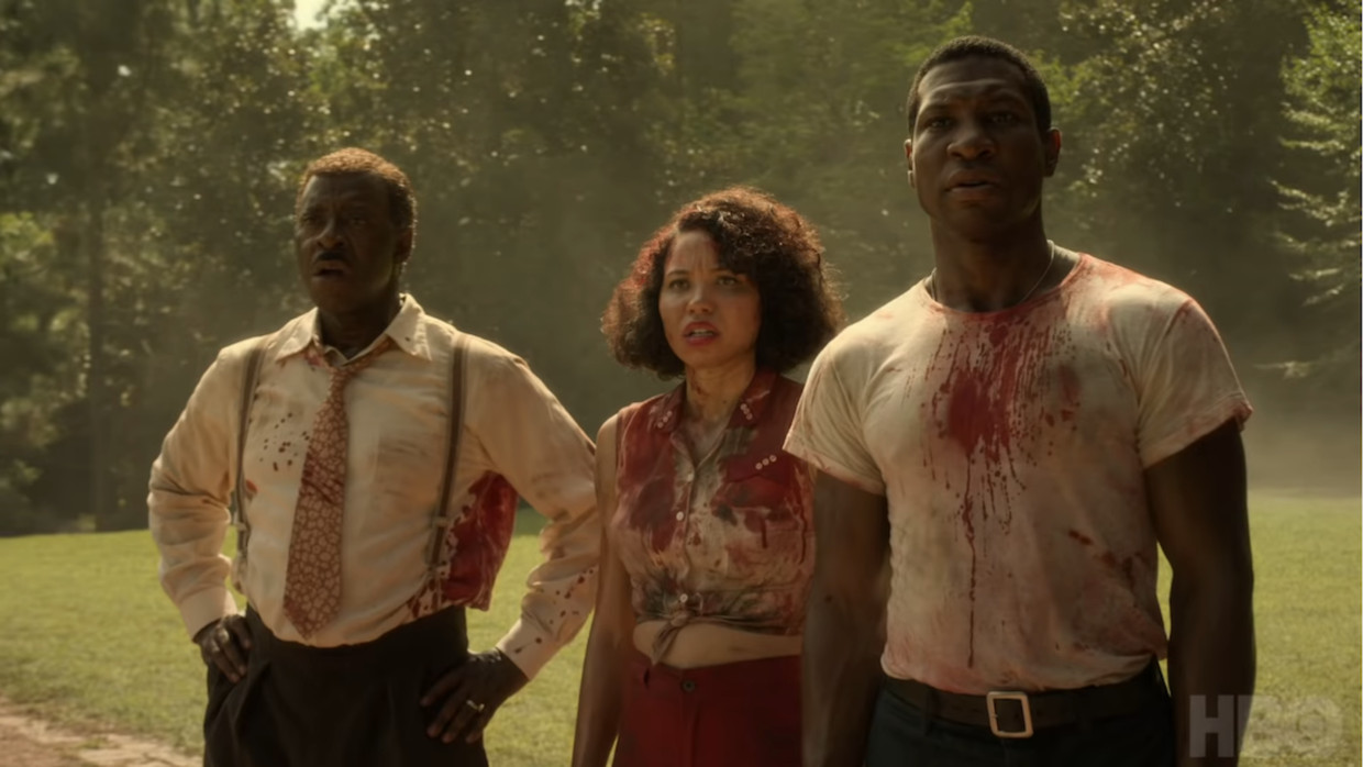 Lovecraft country Beeld HBO