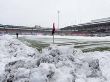 KNVB: Inhaalduel Vitesse mogelijk naar 20 december