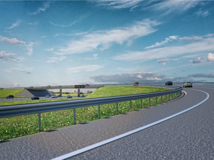Laatste panden voor aanleg A15 gaan plat: kerkuil en steenmarter hielden sloop tegen