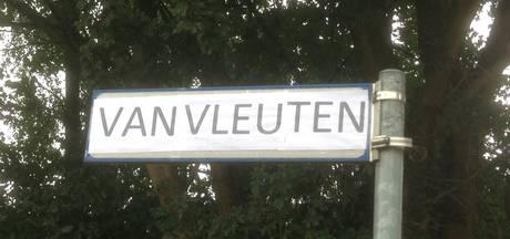 Van Vleuten heeft nu ook haar 'eigen' straat