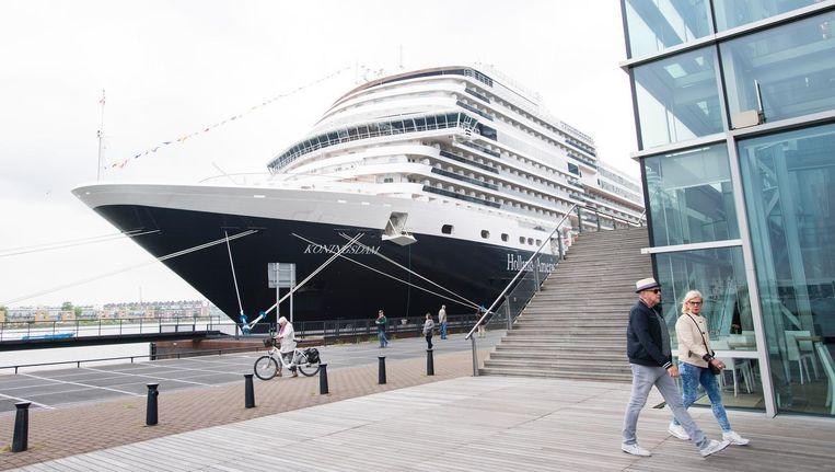 'Het is maar hoe je geld wil verdienen aan toerisme' Beeld anp