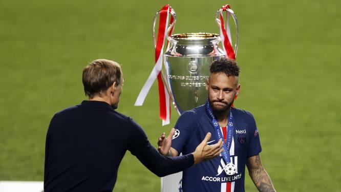 """""""Drie topspelers van PSG, waaronder Neymar, testen positief op corona na vakantie in Ibiza"""""""
