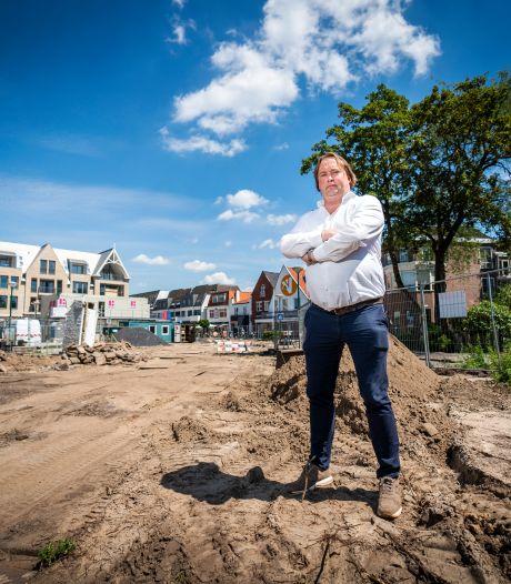 Centrum Bilthoven ligt tot de herfstvakantie open; de boot met stenen uit Vietnam heeft vertraging