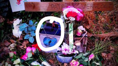 """Halsketting verdwenen op herdenkingsplaats voor doodgereden Patrick Vervloet: """"Breng het alsjeblieft terug want Patrick droeg het graag"""""""