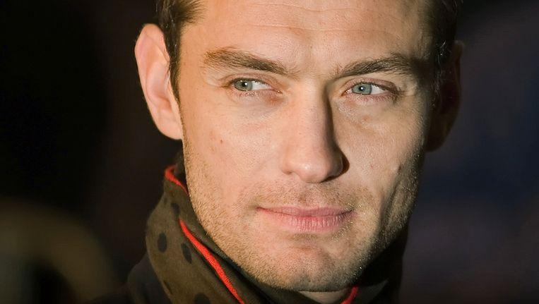 Acteur Jude Law is één van de vele slachtoffers Beeld afp