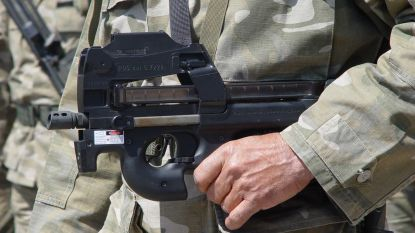 """België is in Europa """"zesde grootste wapenleverancier aan Saudi-Arabië"""""""