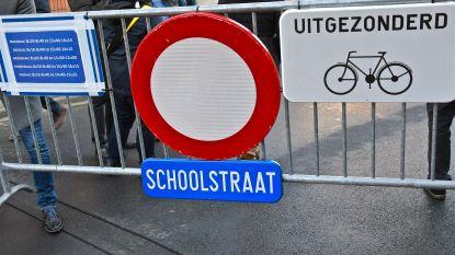 Gemeente wil in september experimenteren met schoolstraat in Westouter