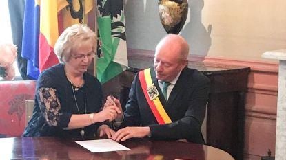 Marleen Gyselynck (58) neemt burgemeesterssjerp over