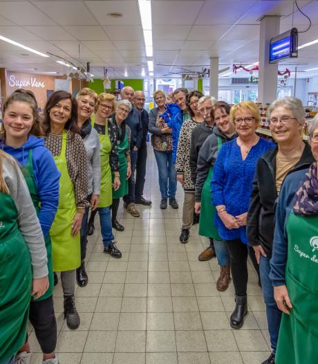 Dankzij deze vrijwilligers heeft Heerle al  vijf jaar een Super De Buurt