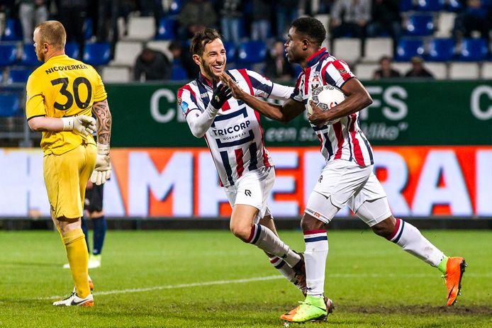 Ismail Azzaoui, de huurling van VfL Wolfsburg, bewijst de laatste weken steeds meer zijn waarde voor Willem II. Hij zegt dat hij na zijn zware blessure bijna weer een hele wedstrijd aan kan.