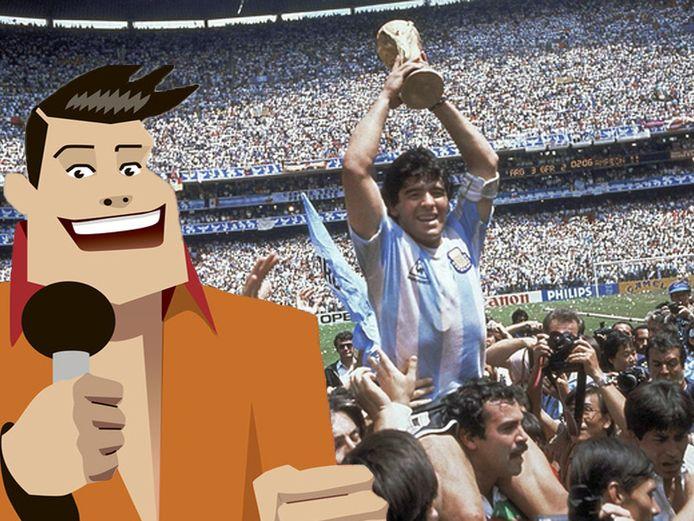 Maradona-quiz.