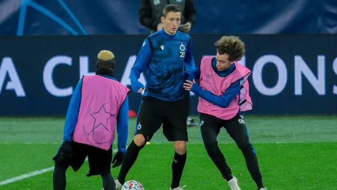 Club Brugge met bang coronahartje in Rusland: volgende week tegen Lazio met Club NXT-spelers?