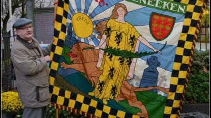 Gezocht: deze vlag van 100 jaar oud