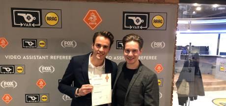 Pasquale Hoekman is de jongste Hoofd Opleiding met een A-status van Nederland