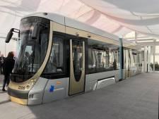 Le futur tram de la STIB dévoilé en présence du Roi