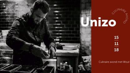Unizo Deinze strikt Wout Bru op culinaire ondernemersavond
