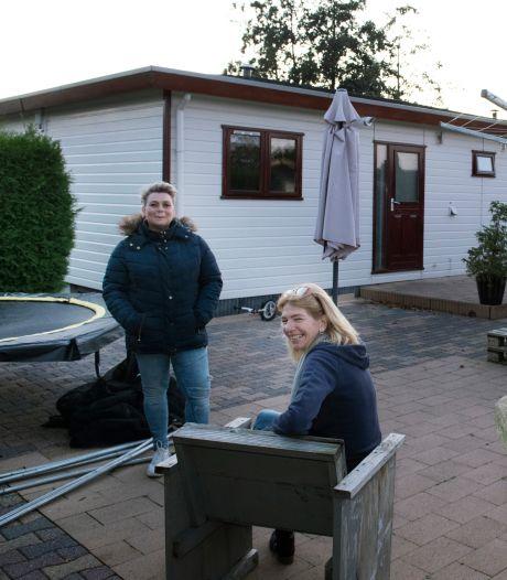 Achttien jaar is het je thuis... en dan moet je opeens weg van camping 't Kalverland