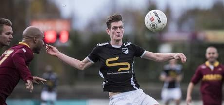 Quick'20-spelers Van Benthem en Leemhuis op stage bij Beloften FC Twente