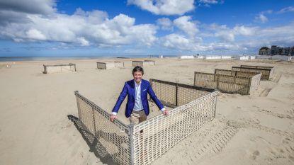 Schepencollege geeft groen licht voor 200 cabriocabines op strand van Knokke-Heist